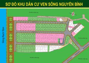 C1 2 300x212 - Nền GÓC C1 Kdc Ven Sông Nguyễn Bình Nhà Bè