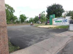 kdc 13c green life 300x225 - Nền B34 KDC 13C Green Life Phong Phú Bình Chánh