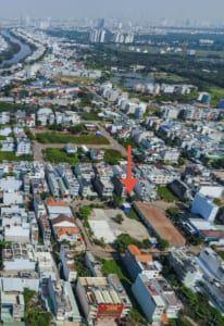 đất nên ứng thành 206x300 - Nền B45 Khu Dân Cư Ứng Thành Quận 8