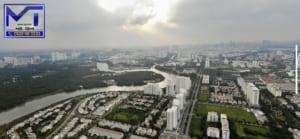 flycam phú mỹ vạn phát hưng min 300x139 - Nền M  khu  Phú  Mỹ Vạn  Phát Hưng Quận  7