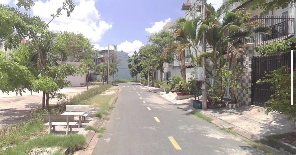 đất nền a5 55 phu loi quan 8 1024x537 - Nền A5-55 Đối diện công viên Khu Dân Cư Phú Lợi Quận 8